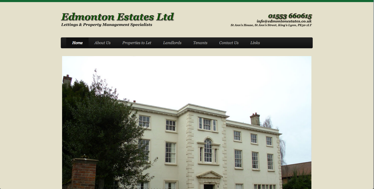 Edmonton Estates Ltd